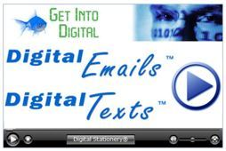 Digital Emails and Digital Texts